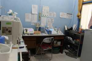 Ruang Laboratorium.