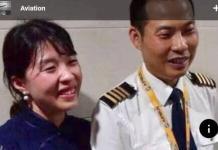 Liu Chuanjian dan isterinya. @ChinaStreetTalk