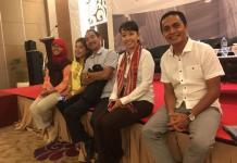 INDONESIA TERANG. Tim TNP2K bersama Roy Babys anggota DPRD Timor Tengah Selatan seusai seminar Indonesia Terang di Jakarta pekan lalu. Joko intarto for RK