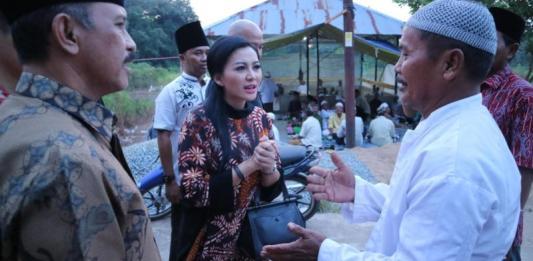 Calon Gubernur Kalbar nomor urut 2, Karolin Margret Natasa
