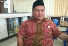 Ketua Panwaslu Sekadau, Nur Soleh. (Abdu Syukri)