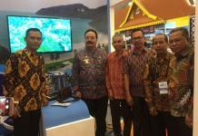 Rakernas. Pj Bupati Kayong Utara, H Syarif Yusniarsyah menghadiri Rakernas APKASI XI di Jakarta, Jumat (6/7). Humas for Rakyat Kalbar