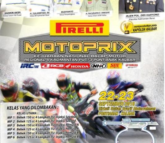 MotoPrix Region 4 Kalimantan