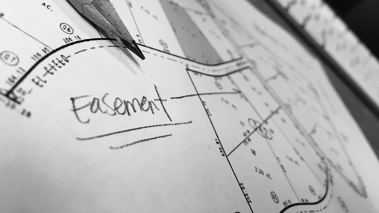 Oil, gas, and mineral pipeline easements, Right of Ways