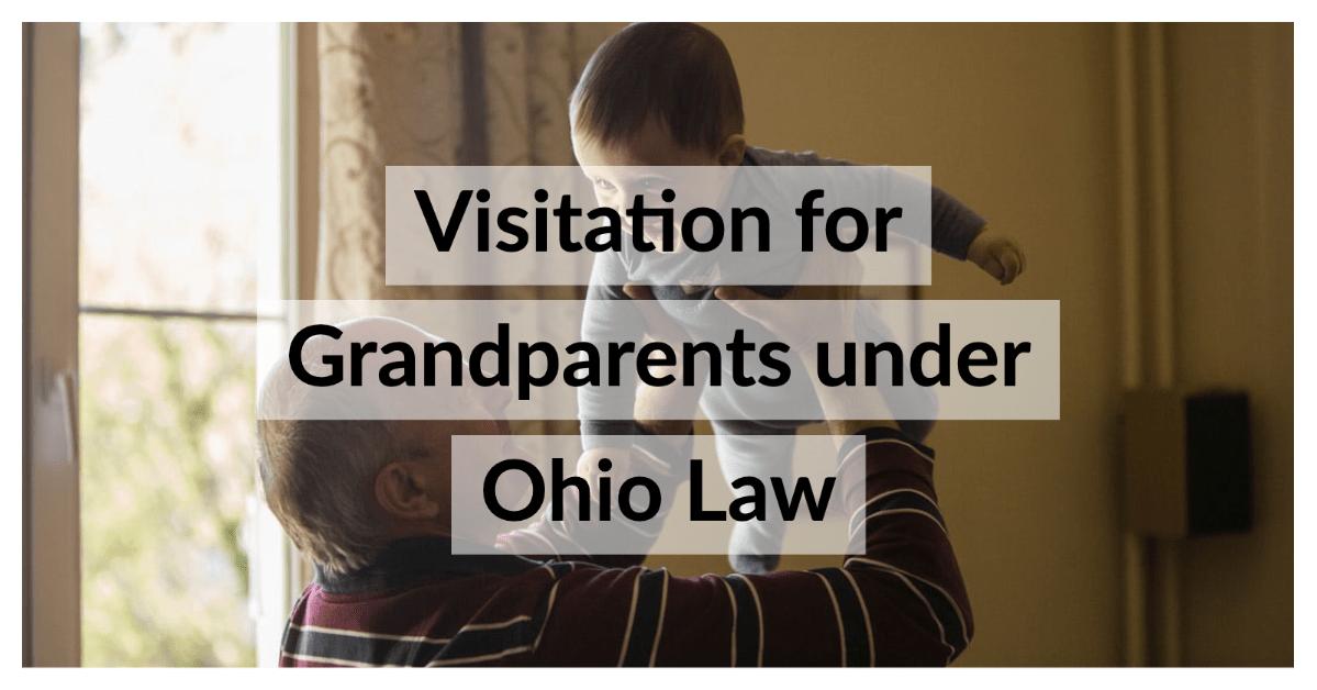 visitation from grandparents