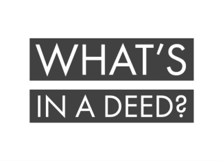 What's In A Deed?