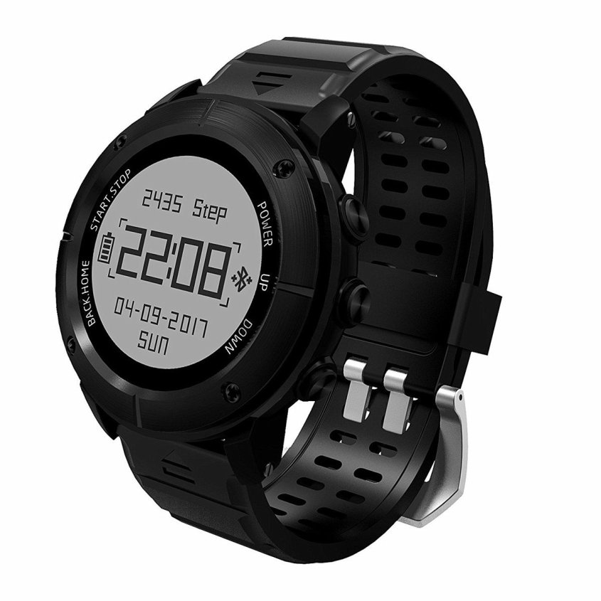 a GPS watch in your horse trail riding gear keeps you on track