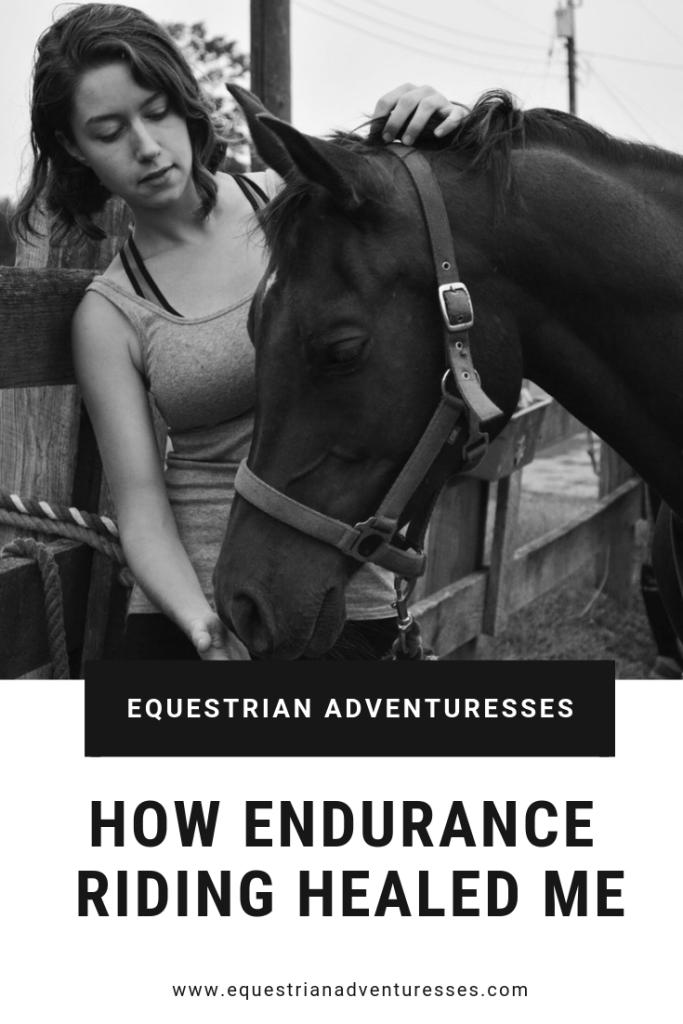 Pinterest How endurance horse riding healed my soul.