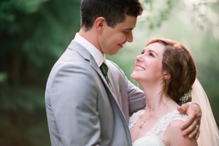 Dean and Jessicas Wedding Photo