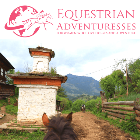 Equestrian Adventuresses Podcast for best horse podcasts