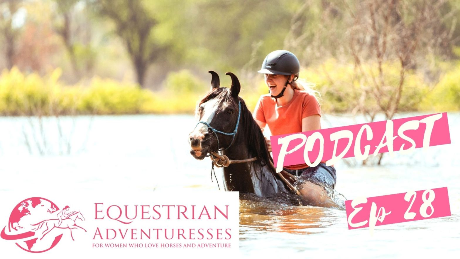 Equestrian Adventuresses Travel and Horse Podcast Ep 28 - featured: National Geographic Top Ten Horse Riding Holiday Destinations