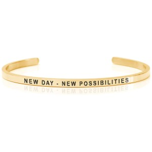 NEW DAY – NEW POSSIBILITIES - Armband (Daniel Sword)