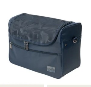 Grooming bag - Equestrian Blue
