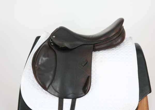 Left Side Amerigo Deep Jump Saddle 18M 0200019