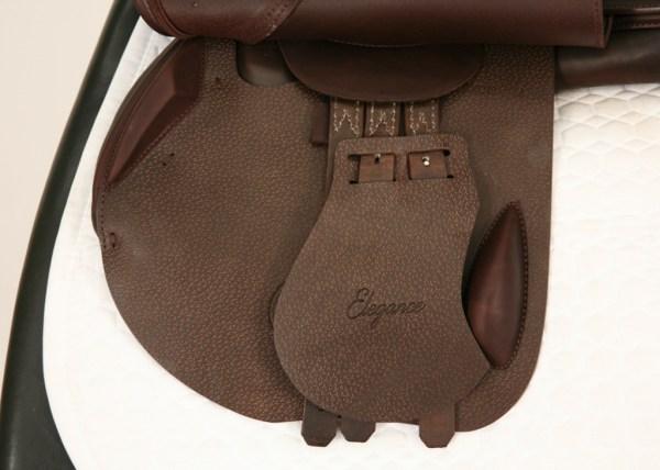 Right Flap on Prestige Elegance Jump Saddle
