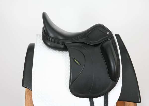 Right Side of Amerigo Cervia Siena Saddle SN: 22260418
