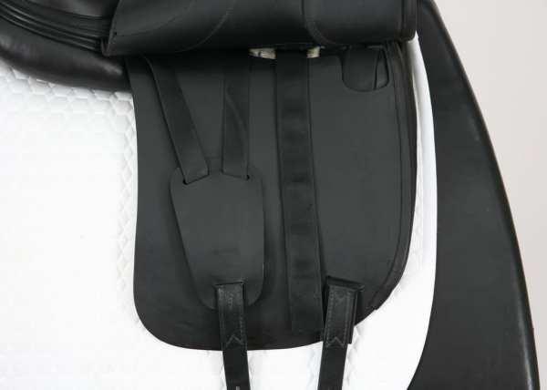 Right Flap on Amerigo Cervia Siena Saddle SN: 22260418