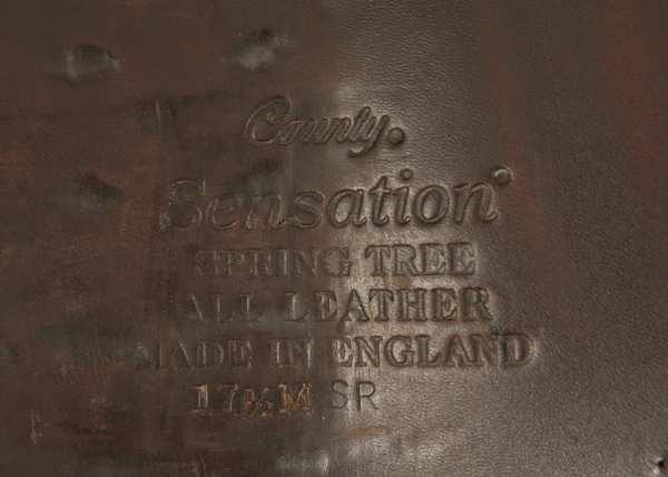 Flap Stamp on County Sensation 17.5M 14050619