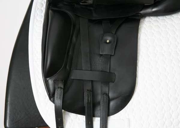 Left Flap on Albion Platinum Dressage 17.5MW SN: 84362