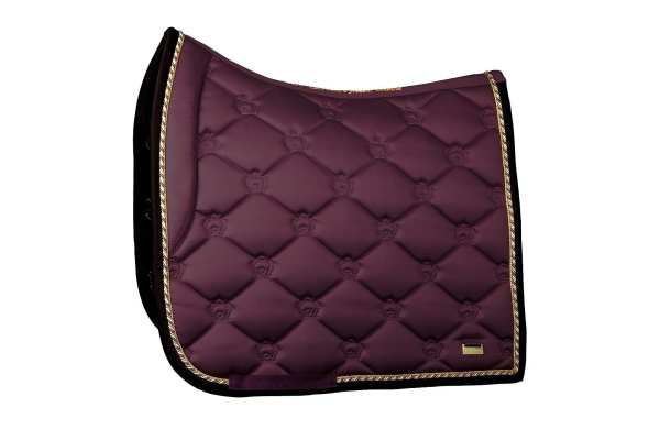 PS of Sweden Wine saddle pad