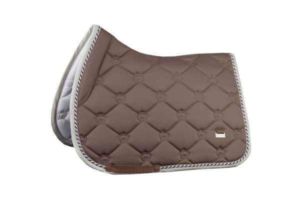 PS of Sweden SS20 walnut jump saddle pad