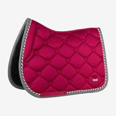 Ps of sweden scarlet saddle pad