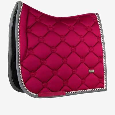 scarlet saddle pad ps of weden