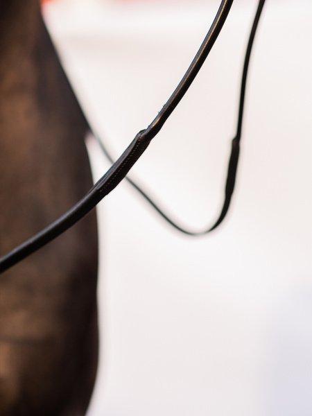 round reins dressage grip