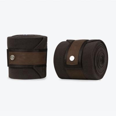brown polo fleece bandages