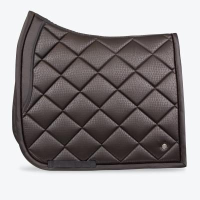 mamba coffee dressage saddle pad