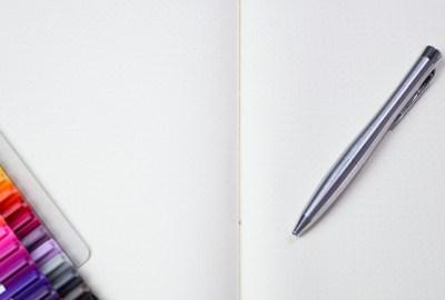 Bullet Journal Titelbild