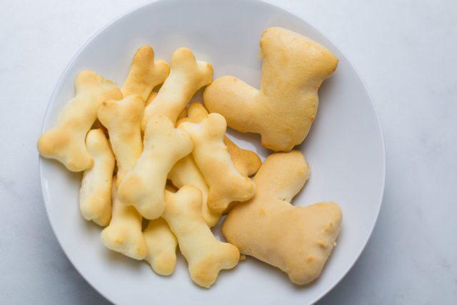 Die Lieblingsplätzchen der Aussiemädchen Hundekekse Rezept