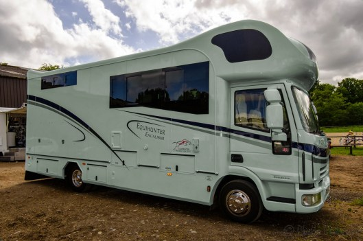 The Equihunter Excalibur 12 Tonne Horsebox