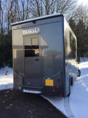 Equihunter Horseboxes & West Yorkshire Horseboxes 3.5t Arena Horsebox