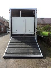 West Yorkshire Horseboxes 7.5 Tonne Horsebox For Sale