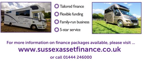 Equihunter with Sussex Asset Finance