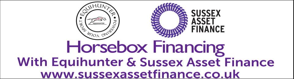 Equihunter Sussex Asset Finance Banner
