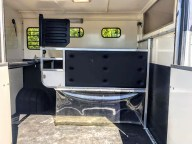 Used Equi-Trek Super Sonic 4,005 kgs Tonne Two Stall Horsebox For Sale