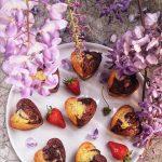 Recette : marbrés chocolat – citron