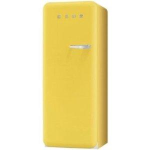 frigo jaune