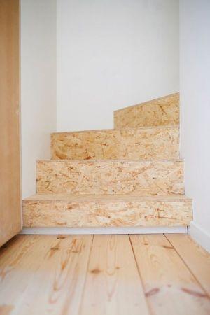 escalier OSB