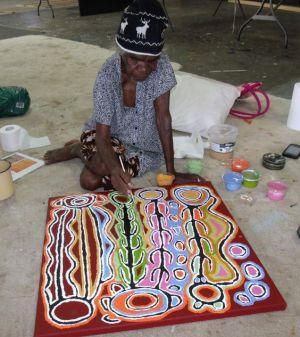 art aborigène