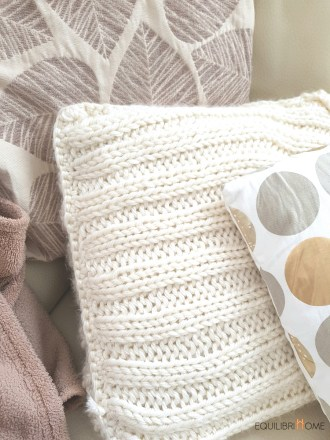 Housse-de-coussin-laine-tricoter