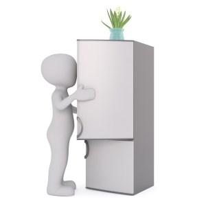 Nettoyer-refrigerateur-avec-citron