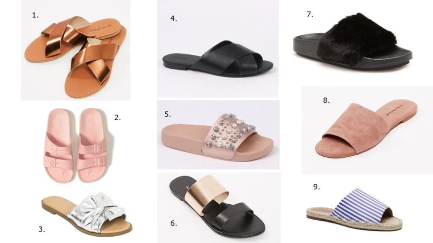 a470842861da19 TOP 5 SHOES TRENDS FOR SPRING SUMMER 2017