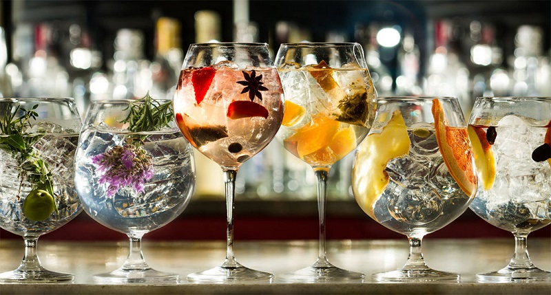 gin & tonic infusions