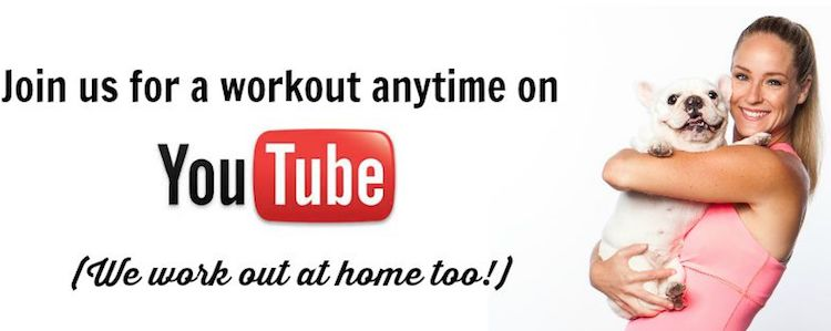YouTube Workouts