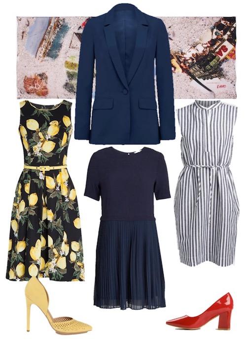 summer workwear