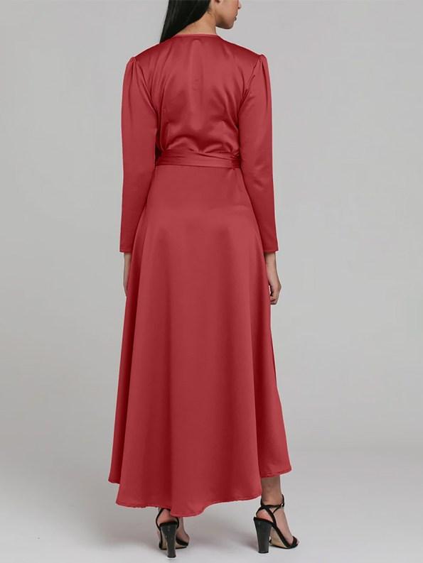 Mareth Colleen Meg Dress Rusty Red 3 _SHPEN150