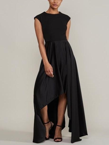 Black Matric Dance Dress
